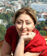 Тинатин Мжаванадзе - фото, картинка