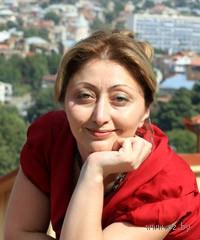 Тинатин Мжаванадзе. Тинатин Мжаванадзе