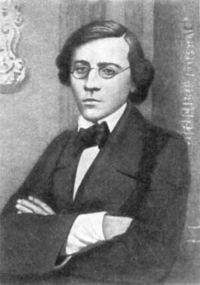 Николай Гаврилович Чернышевский - фото, картинка