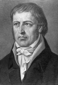 Георг Вильгельм Фридрих Гегель. Георг Вильгельм Фридрих Гегель