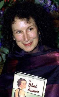 Маргарет Этвуд - фото, картинка